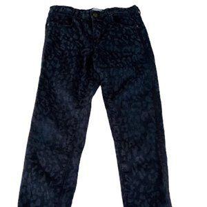ZARA KIDS Gray Animal Print Pants Sz 13-14